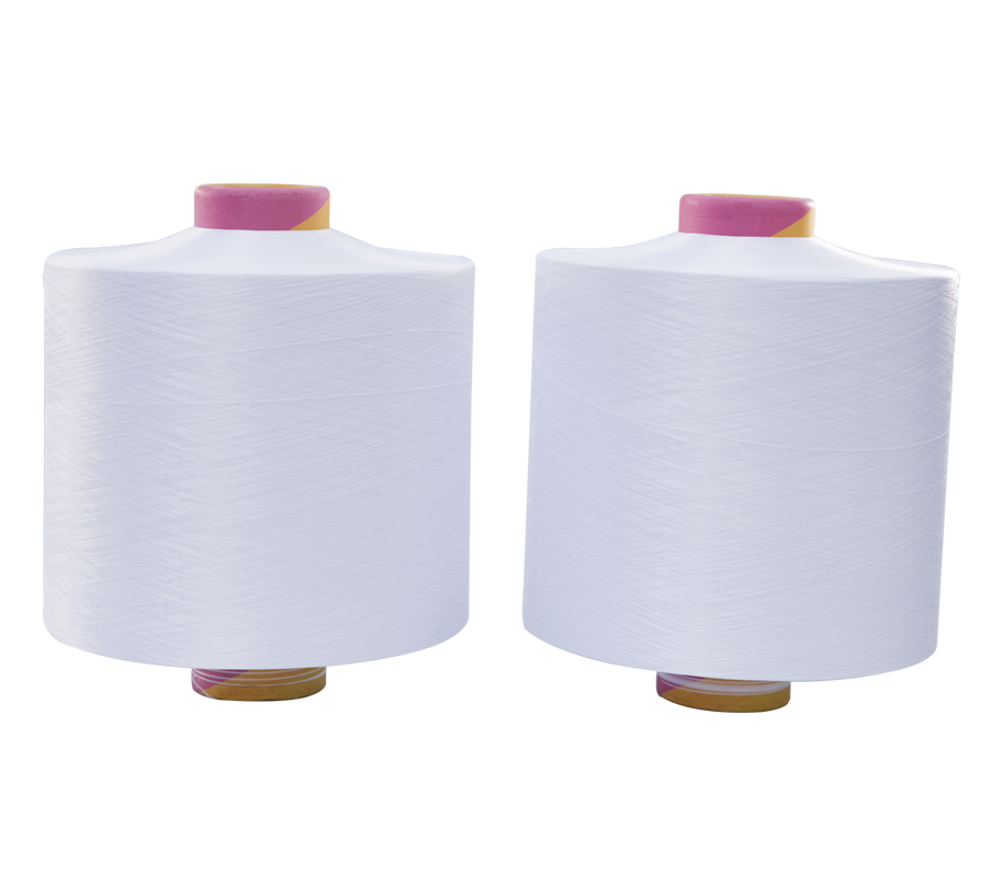 300D96F OPTICAL WHITE NIM Polyester Yarn