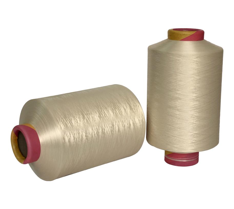 300D Beigd Polyester Yarn