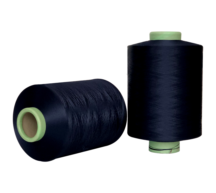300D Navy Polyester Yarn